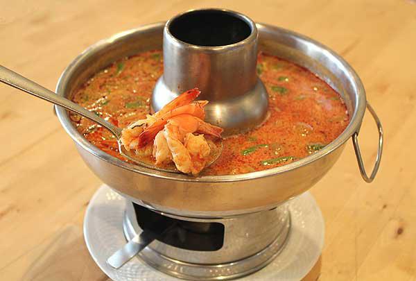 ต้มยำกุ้งที่สุดแห่งอาหารไทย