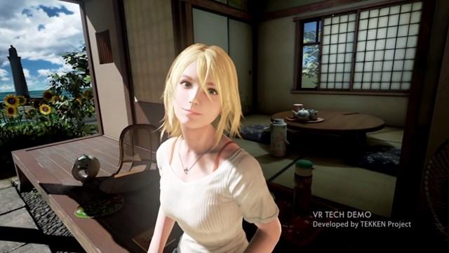 "E3: เกม VR ส่องหญิง ""Summer Lesson"" โชว์เวอร์ชันอังกฤษ-สาวผมบลอนด์คนใหม่"