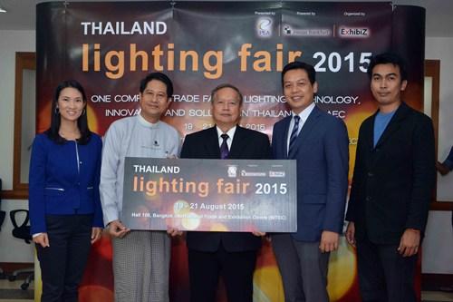 พีอีเอ รุกอาเซียน เดินสายโรดโชว์ประชาสัมพันธ์งาน Thailand Lighting Fair 2015