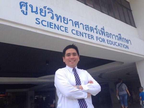 นายเชิดพงศ์  วิสารทานนท์  กรรมการบริหารสมาคมดาราศาสตร์ไทย