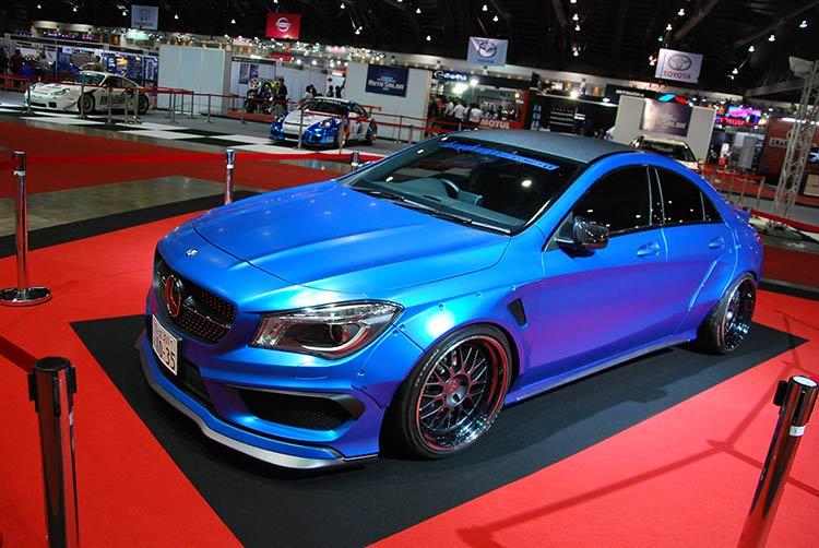 Benz Fairy Design