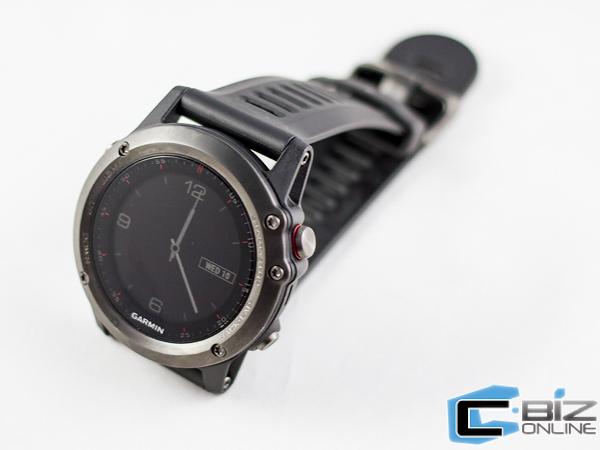 Review : Garmin Fenix 3 นาฬิกาคนรักการออกกำลัง