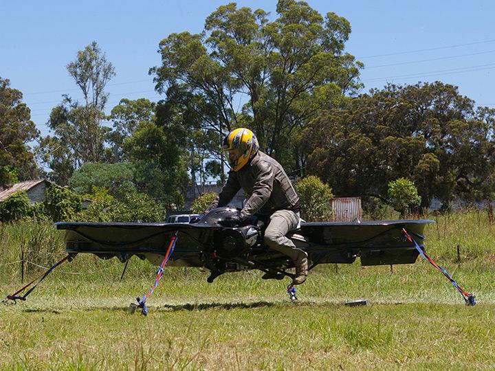 """อีกไม่นานทหารจะได้ขับยานบินแบบ """"สตอร์มทรูเปอร์"""" ในหนัง Star Wars กลาโหมสหรัฐเริ่มพัฒนา"""