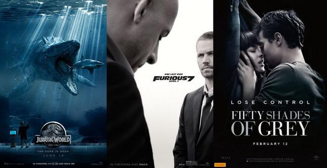 3 หนังเด่นของ Universal Pictures