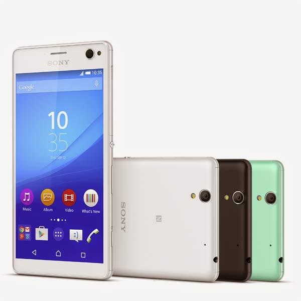 Cyber News : Sony Xperia C4 Dual สมาร์ทโฟนสุดยอดโปรเซลฟี่รุ่นล่าสุดจากโซนี่