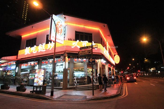 Boon Tong Kee ร้านข้าวมันไก่ชื่อดังในหมู่นักท่องเที่ยวชาวไทย