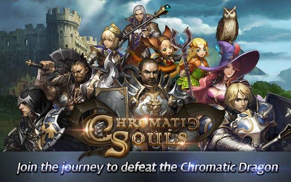 """เกมวิลล์เปิดตัว """"Chromatic Souls"""" พร้อมดาวน์โหลดแล้ววันนี้"""