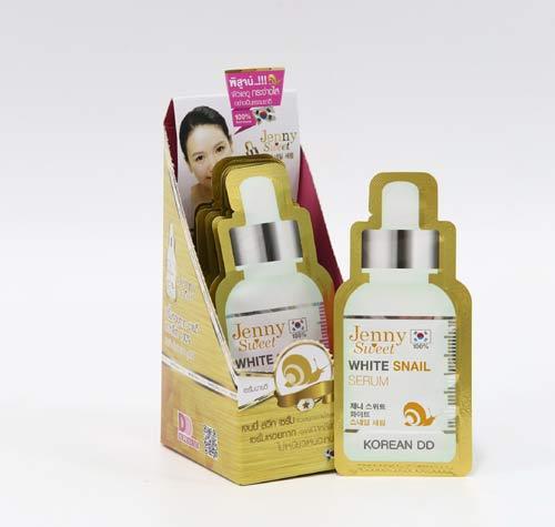 ผลิตภัณฑ์ Jenny Sweet  แบบซอง รองรับกำลังซื้อคนไทยลดลง