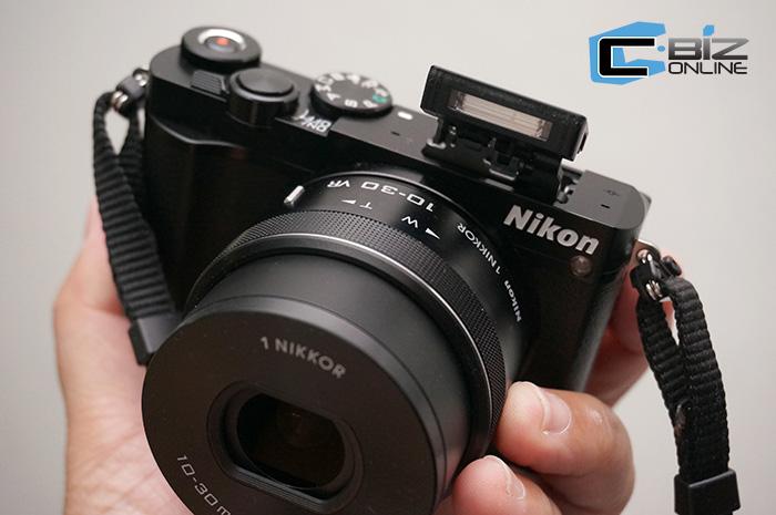 สัมผัส Nikon 1 J5 (ตอนที่ 2) กล้องตระกูลวันที่ดีและลงตัวที่สุดของนิคอน