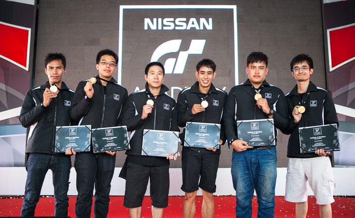 6 เกมเมอร์ไทยที่มีโอกาสสานฝันสู่การเป็นนักแข่งรถมืออาชีพ