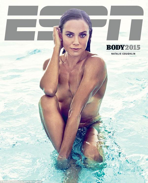 นักกีฬาดังมะกัน!! อวดร่างเปลือยผ่าน ESPN The Magazine