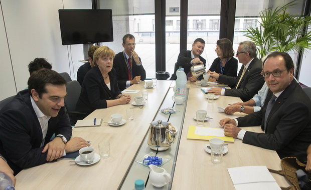 ยุโรปอ่อนระทวย!เปิดรับข้อเสนอใหม่กรีซ เงินสดส่อเกลี้ยงแบงค์ใน2วัน