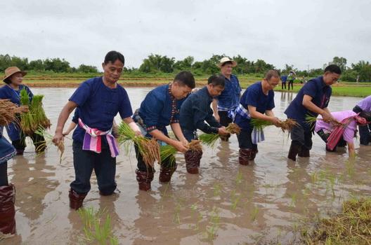 แนะเกษตรกรใช้เทคโน-ภูมิปัญญาท้องถิ่นสู้วิกฤตแล้ง