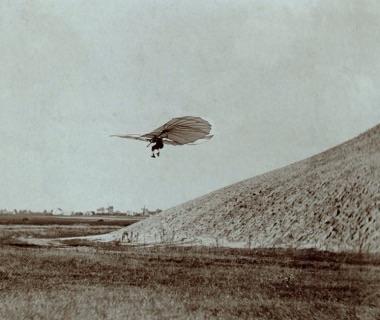 เครื่องร่อนของ Otto Lilienthal
