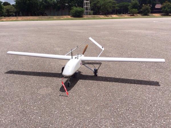 อากาศยานไร้คนขับแบบปีกนิ่ง (Fix Wing UAV)
