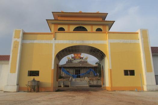 """เวียดนามทุ่มงบ 45 ล้านสร้างอนุสรณ์สถาน """"ประธานโฮจิมิน"""" บ้านนาจอกนครพนม"""