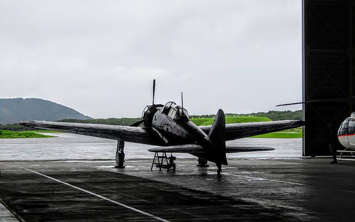 กู้ซากไปจากปาปัวนิวกินี  มิตซูบิชิ Zero กำลังจะขึ้นบินอีกครั้งในญี่ปุ่นบ้านเกิด