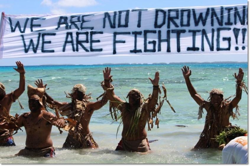 """ศาลกีวีปฏิเสธคำร้อง """"ขอลี้ภัยภาวะโลกร้อนคนแรกของโลก"""" จ่อเนรเทศกลับหมู่เกาะแปซิฟิก"""