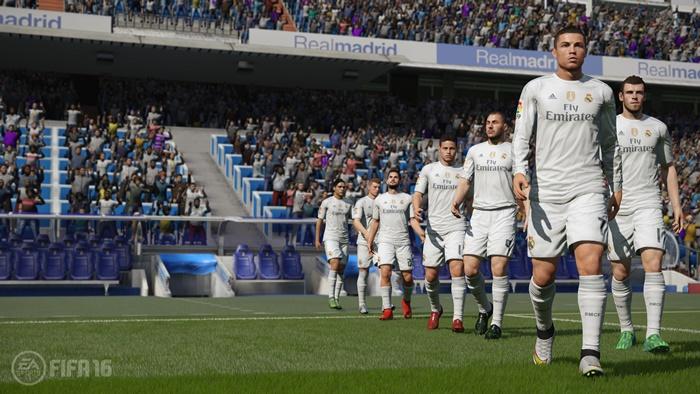 """""""FIFA 16"""" จับเซ็นสัญญา """"ราชันชุดขาว"""" ร่วมเป็นพันธมิตรหลัก"""