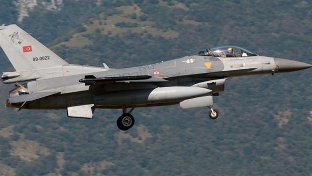 """""""บินรบตุรกี"""" ทิ้งบอมเป้าหมายกลุ่มติดอาวุธเคิร์ด-ไอเอสในภาคเหนือของอิรักและซีเรีย"""
