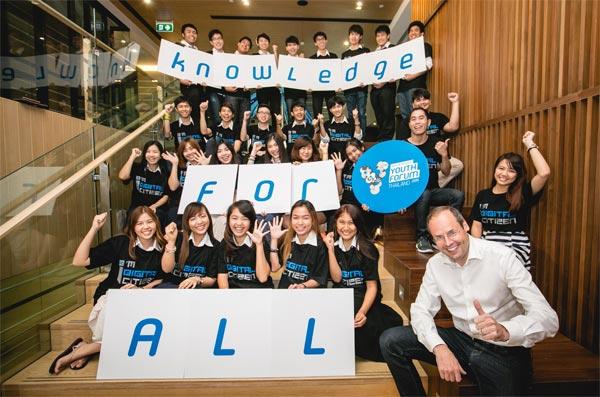ดีแทค/เทเลนอร์ กรุ๊ป จับมือ ยูนิเซฟ เปิดตัว 'dtac&Telenor Youth Forum 2015'