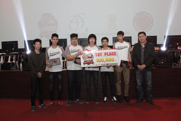 ทีม Allstar Gank Cartoon คว้าแชมป์ HoN