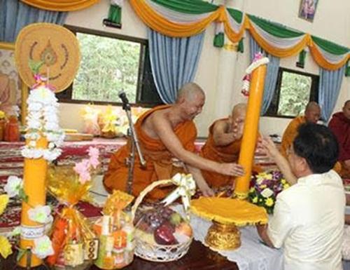 ตราดจัดงานสานสัมพันธ์พระพุทธศาสนาไทย-กัมพูชาคึกคัก