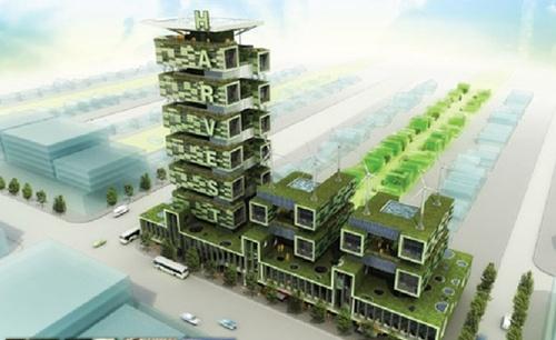 """จุดติด""""อาคารเขียว"""" บ้านจัดสรรเกาะกระแส 'รักษ์โลก'"""