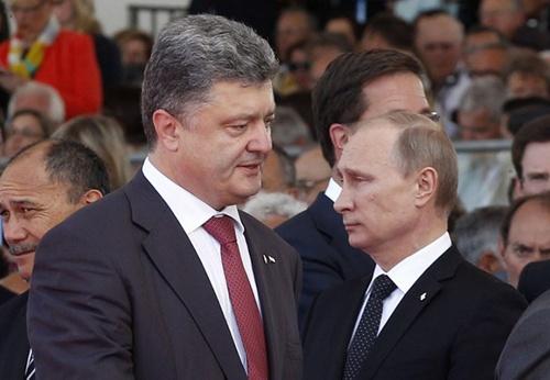 """ผู้นำยูเครนจวก """"ปูติน"""" จ้องจะยึดครองยุโรปทั้งหมด"""