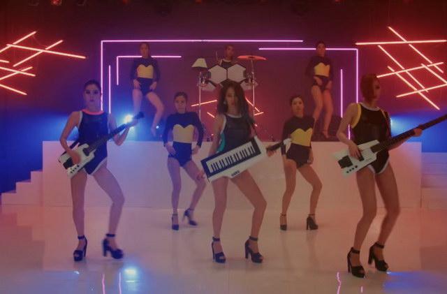 อ้าวซะงั้น !! Wonder Girls ยอมรับไม่ได้เล่นดนตรีบันทึกเสียงด้วยตัวเอง