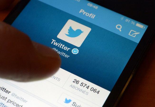 """""""ทวิตเตอร์"""" ในวันตกต่ำ"""