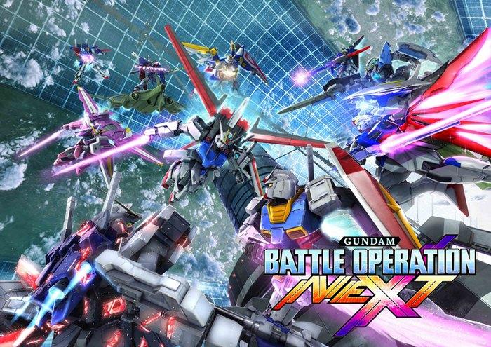"""Gundam Battle Operation Next"" เปิดให้ลงทะเบียนล่วงหน้าบน PS3-PS4"