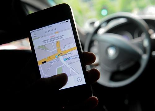 Brazil cabbies ambush Uber driver: report