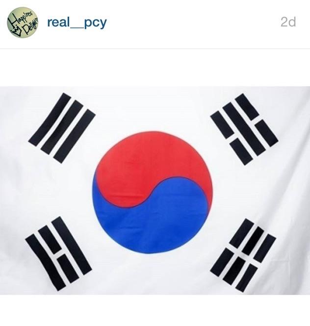 """ดรามาวันอิสรภาพเกาหลี""""ชานยอล EXO""""เจอแฟนคลับยุ่นด่าส่วน""""พี.โอ Block B""""เจอคนเกาหลีด่า"""