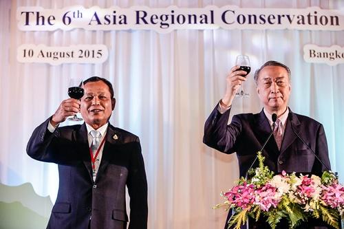 บทสรุปประชุมอนุรักษ์ภูมิภาคเอเชีย ที่กรุงเทพฯ โดย IUCN  หนุนสร้างความเข้มแข็งให้กับระบบนิเวศและชุมชน