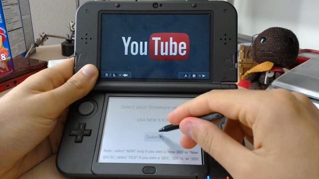 """แฮกเกอร์พบช่องโหว่ใช้ """"ยูทิวบ์"""" เล่นเกม 3DS ข้ามโซน"""