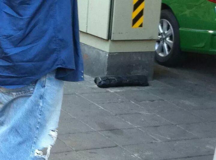 เสียววาบ! พบวัตถุต้องสงสัยใต้ BTS นานา พบเป็นกล่องกระดาษ คาดวางป่วนเมือง