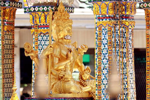 ระเบิดที่ราชประสงค์  ทำร้ายประเทศไทย  ทำลายรัฐบาล คสช.