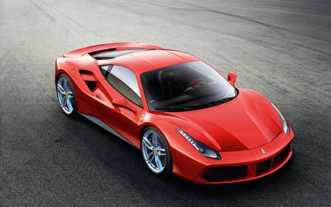 เฟอร์รารี่ 488 GTB ราคา 24 ล้านบาท