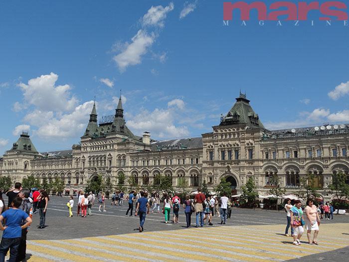 มอสโกแสนหวาน…แหวกม่านรัสเซีย แดนประวัติศาสตร์ทรงเสน่ห์