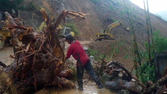 ยอดตายที่ฟิลิปปินส์จากไต้ฝุ่นโคนีเพิ่มเป็น 26 ราย