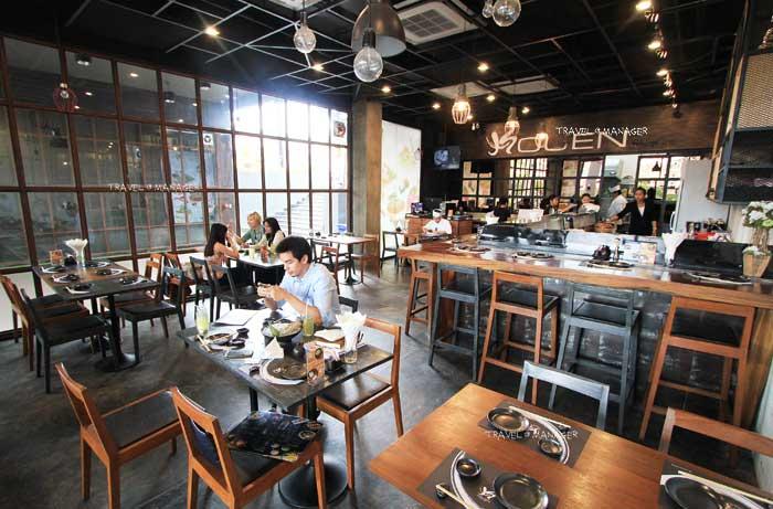 """KOUEN SUSHI BAR"" นานาอาหารญี่ปุ่น เน้นความสด เกรดพรีเมียม"