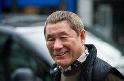Takeshi Kitano ผู้กำกับ Outrage