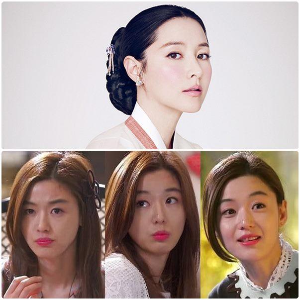 ลียองเอ - จอนจีฮยอน