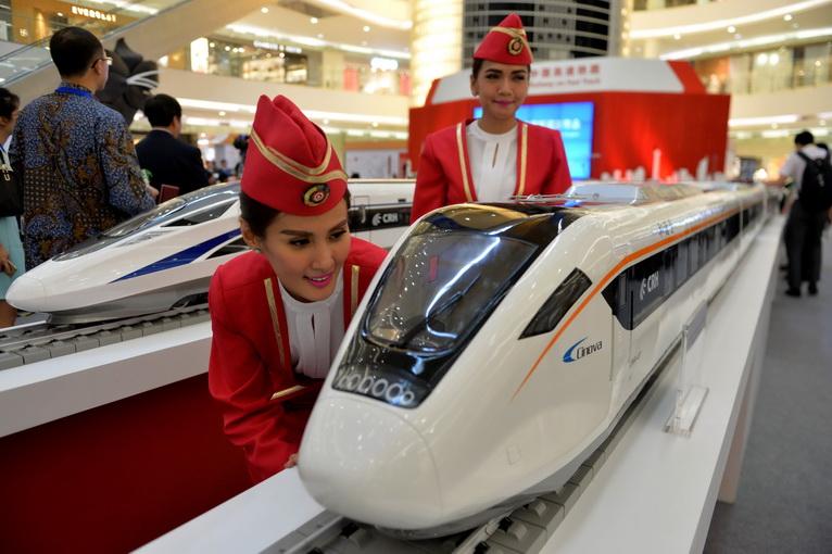 """Focus : """"จีน-ญี่ปุ่น"""" เปิดศึกชิงสัมปทาน""""รถไฟความเร็วสูง"""" เชื่อมจาการ์ตา-บันดุง สายแรกในอินโดนีเซีย"""