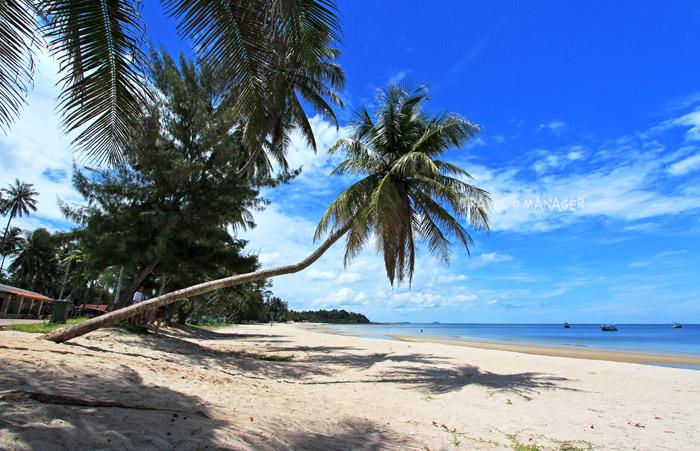หาดทุ่งวัวแล่น หนึ่งในหาดชื่อดังของชุมพร