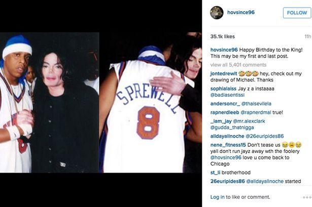 """ชมภาพแรก และภาพสุดท้าย Instagram ซูเปอร์สตาร์แร็พเปอร์ """"เจย์ซี"""""""