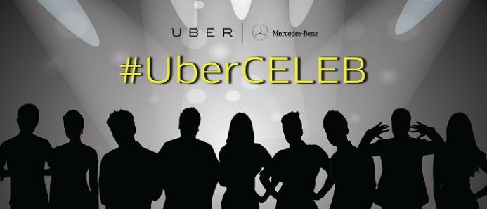 """""""เหล่าเซเลบคนดังตบเท้าร่วมเป็นคนขับส่วนตัวให้คนกรุง!"""" Uber มอบประสบการณ์สุดพิเศษในการเดินทางร่วมกับ 9 เซเลบชื่อดังของไทย"""