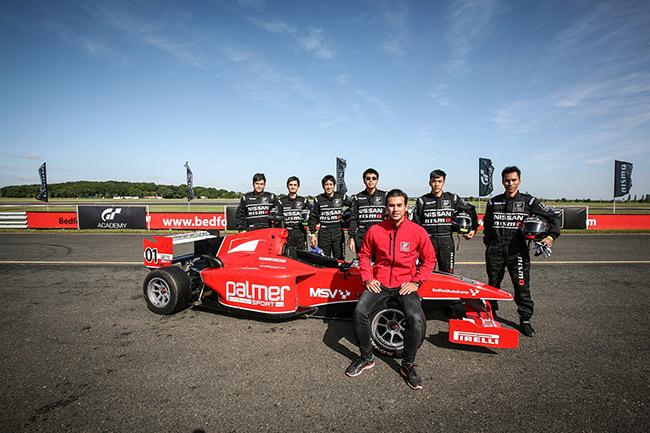 Nissan GT Academy Asia Race Camp 2015