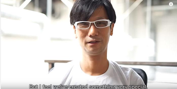 """""""ฮิเดโอะ โคจิมะ"""" ผู้สร้างเมทัลเกียร์ มีหลายอย่างอยากบอกคุณ"""